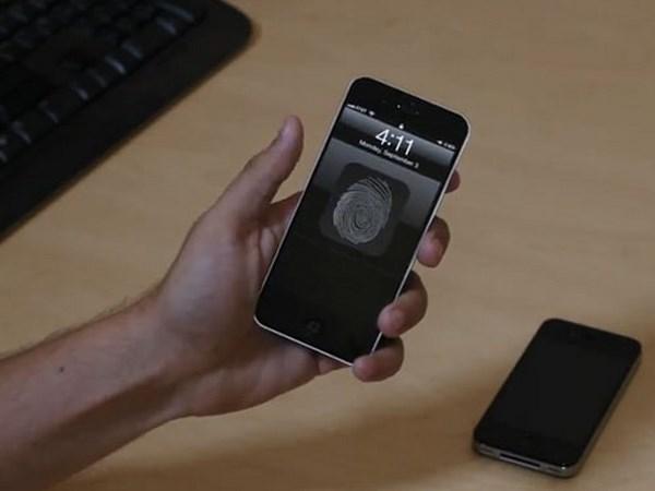 iphone 5s lettore impronte digitali