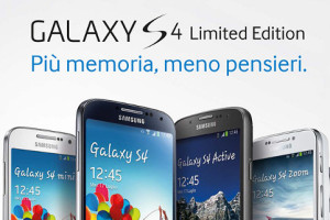 Samsung Galaxy S4 Limited Edition
