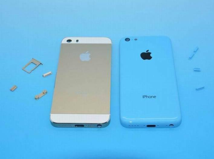 iphone 5s e 5c