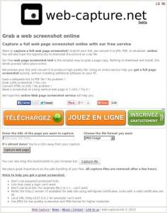 come fare lo screenshot di una pagina web intera