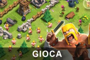 giocare a clash of clans su pc