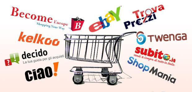 i migliori comparatori di prezzi online