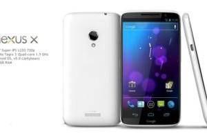 Google Nexus X