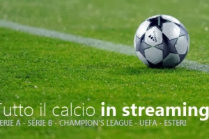 CALCIO-STREAMING