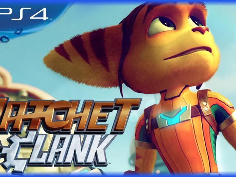 Ratchet & Clank - 2016
