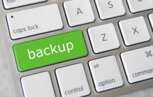 backup e sincronizzzazione