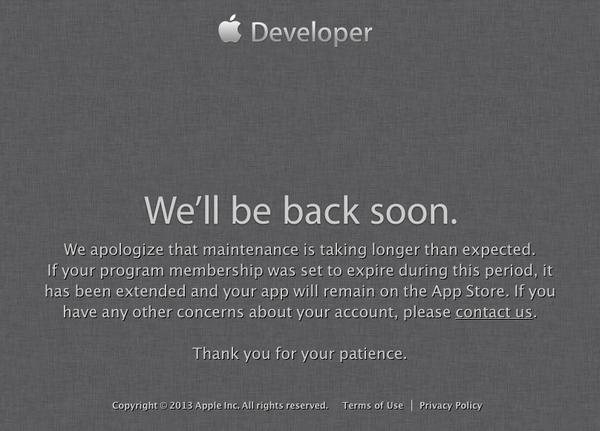 sito apple sotto attacco