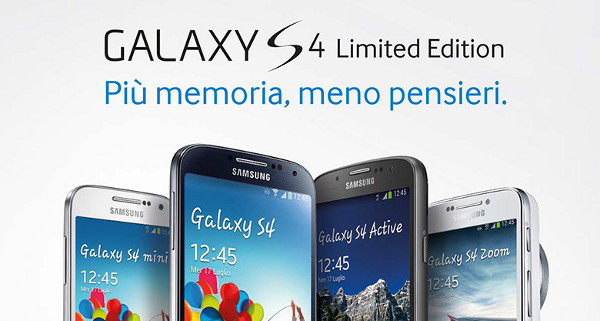 Samsung Galaxy S4 Limited Edition