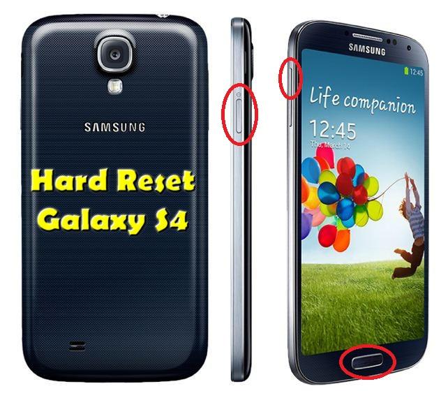 Samsung-Galaxy-S4-i9500-Hard-Reset