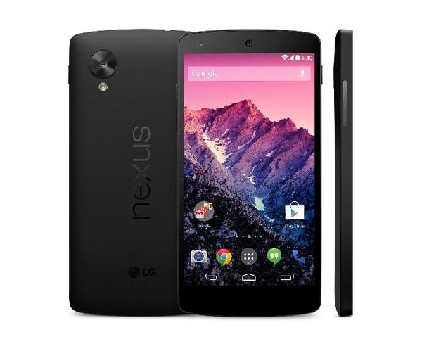 Nexus 5 Nero