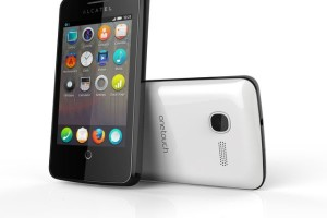 alcatel one touch fire black