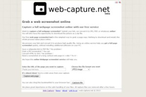 come fare lo screenshot di una pagina web