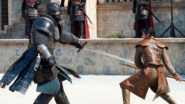 Game of Thrones The Montain vs The Viper