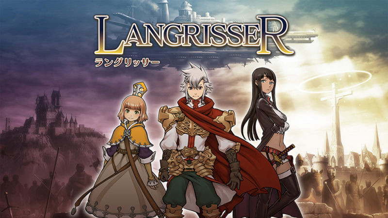 Langrisser Re IncarnationTensei