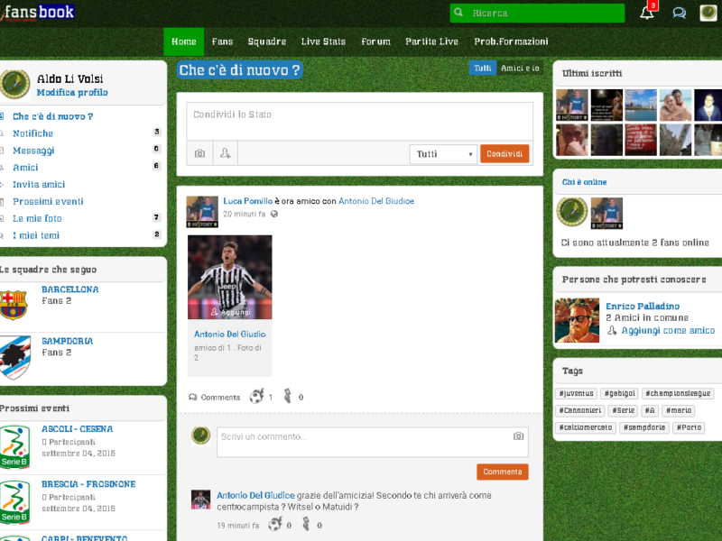 Social Calcio
